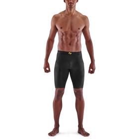 Skins Series-5 Halv strømpebukser Herrer, sort